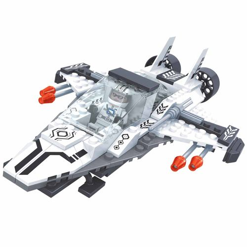 Blocos-de-Montar-Click-it-Nave-Armada-126-Pecas-Play-Cis