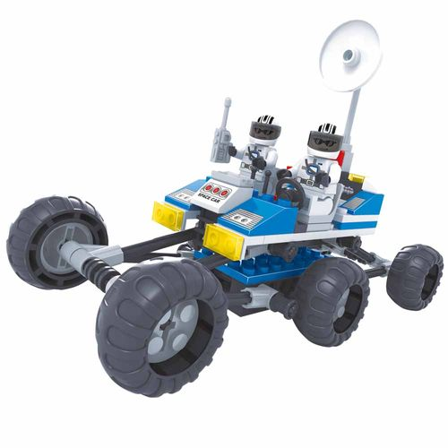 Blocos-de-Montar-Click-it-Carro-Explorador-128-Pecas-Play-Cis