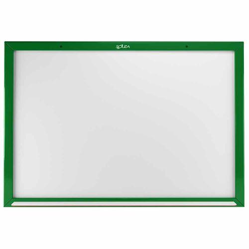 Quadro-Branco-Standard-Madeira-60x90cm-Souza-Verde