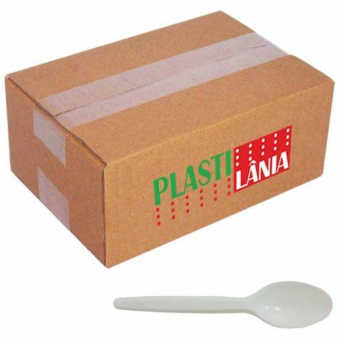 Colher-Plastica-Sobremesa-Plastilania-Branca-1000-Unidades