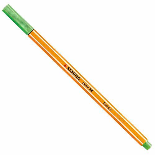 Caneta-Stabilo-Point-88-43-Fine-0.4-Verde-Claro