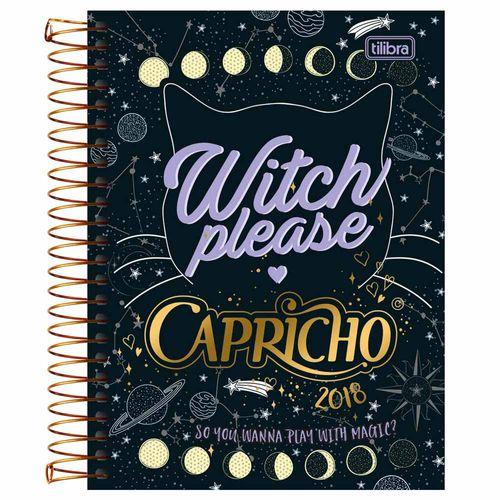 Agenda-2018-Tilibra-Capricho-Preta