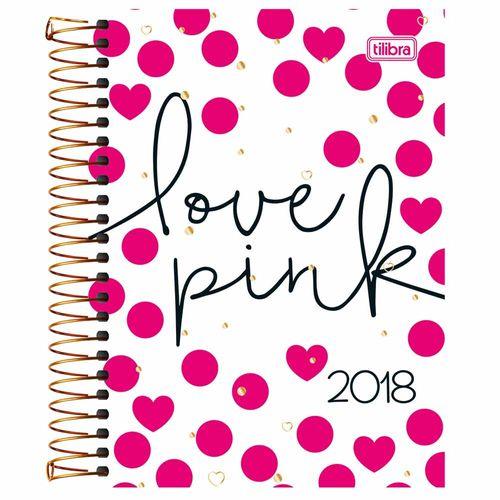 Agenda-2018-Tilibra-Love-Pink