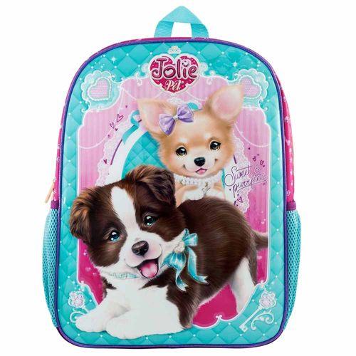 Mochila-Escolar-Jolie-Pet-Cachorro-Tilibra-162582