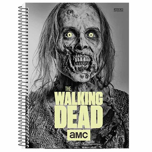 Caderno-Universitario-The-Walking-Dead-15-Materias-Sao-Domingos