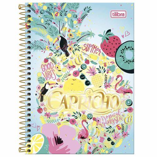 Caderno-14-Capricho-96-Folhas-Tilibra