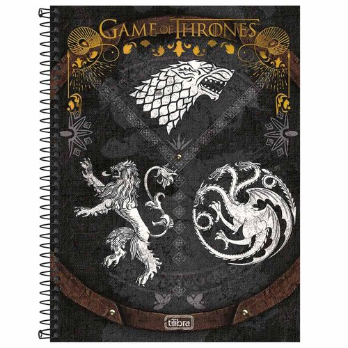 Caderno-Universitario-Game-of-Thrones-10-Materias-Tilibra