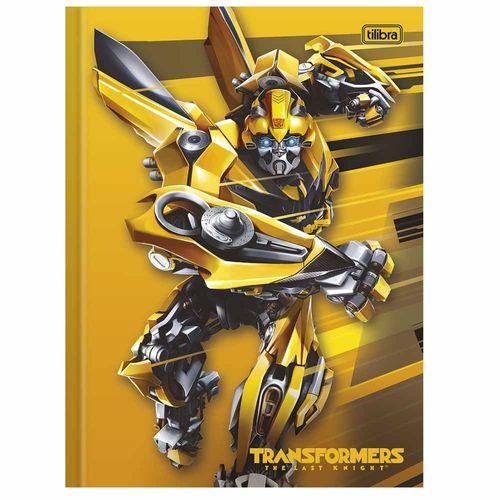 Caderno-Brochurao-Transformers-96-Folhas-Tilibra