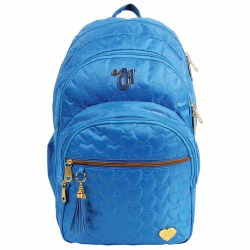 Mochila-Escolar-Capricho-Love-Blue-Dermiwil-10969