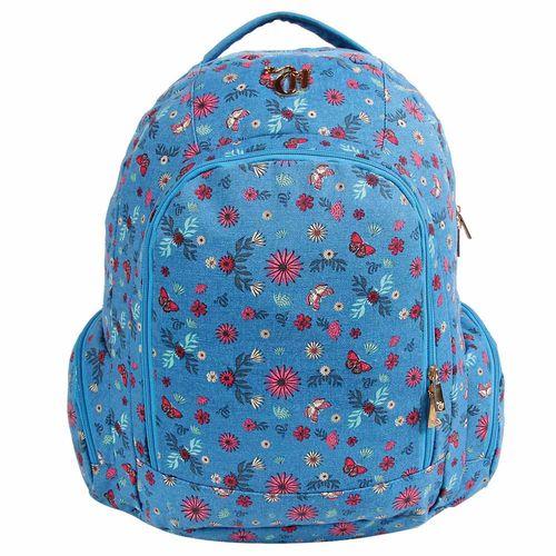 Mochila-Escolar-Capricho-Liberty-Blue-Dermiwil-11006