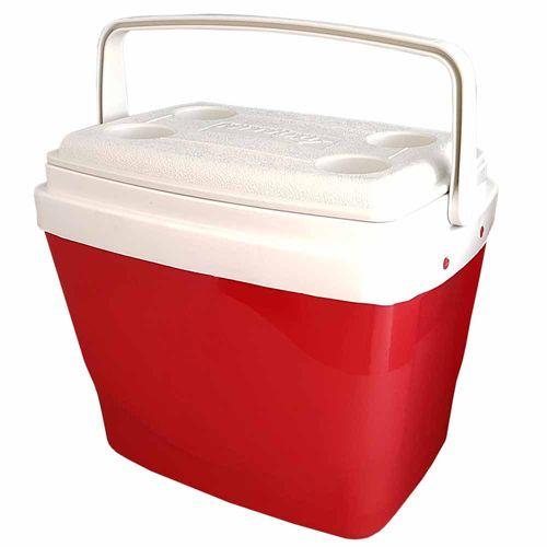 Caixa-Termica-32-Litros-Vermelha-com-Alca-Dolfin