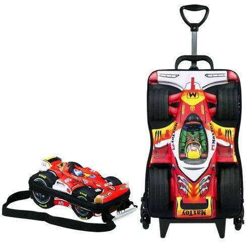 Mochila-de-Rodinha-3D-Formula-1-com-Lancheira-Maxtoy