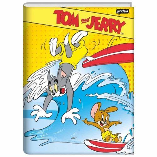 Caderno-Brochurao-Tom-e-Jerry-96-Folhas-Jandaia