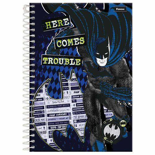 Caderno-14-Batman-96-Folhas-Foroni