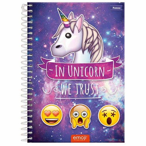 Caderno-14-Emoji-96-Folhas-Foroni