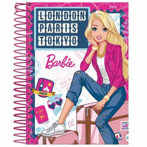 Caderneta-18-Barbie-96-Folhas-Foroni