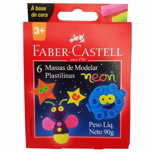 Massa-de-Modelar-6-Cores-Neon-Faber-Castell