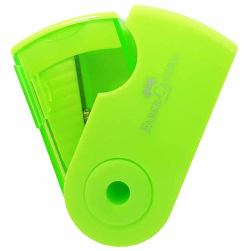 Apontador-com-Deposito-Mini-Sleeve-Colors-Faber-Castell