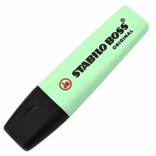 Caneta-Marca-Texto-Stabilo-Boss-Original-Verde
