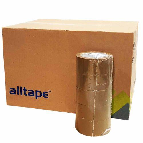 Fita-de-Empacotamento-Alltape-45x100-Marrom-72-Unidades