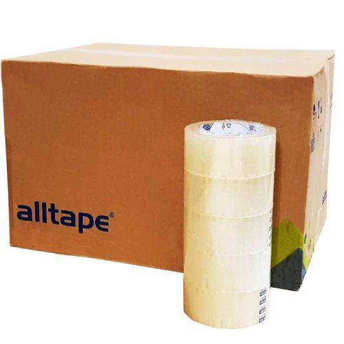 Fita-de-Empacotamento-Alltape-45x100-Transparente-72-Unidades