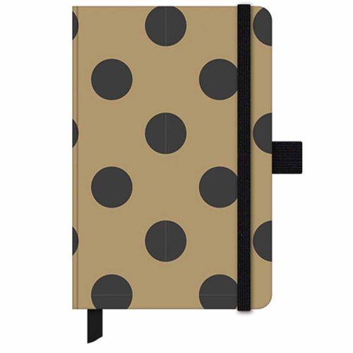 Caderno-Papertalk-Mini-Dourado-Otima