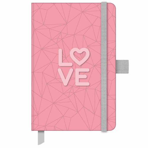 Caderno-Pink-Stone-Papertalk-Mini-Geometrico-Otima