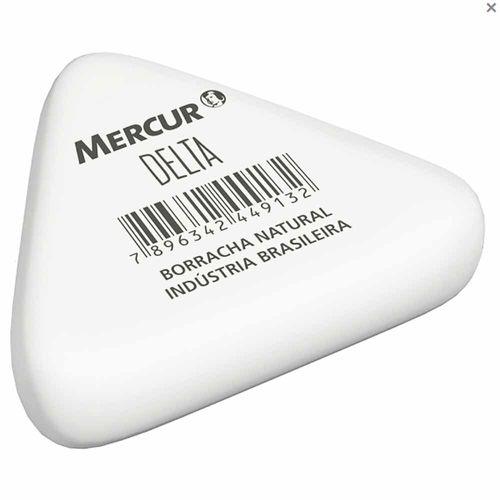 Borracha-Delta-Branca-Mercur