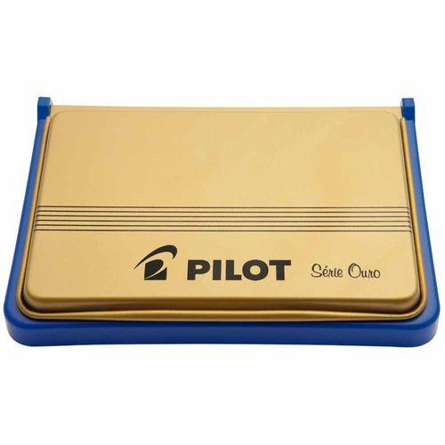 Almofada-para-Carimbo-Nº-3-Azul-Pilot