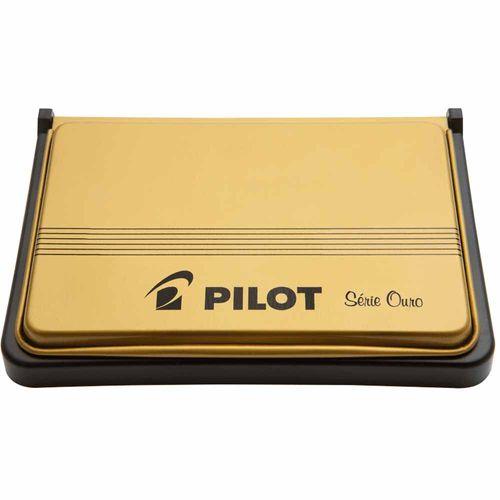 Almofada-para-Carimbo-Nº-3-Preta-Pilot