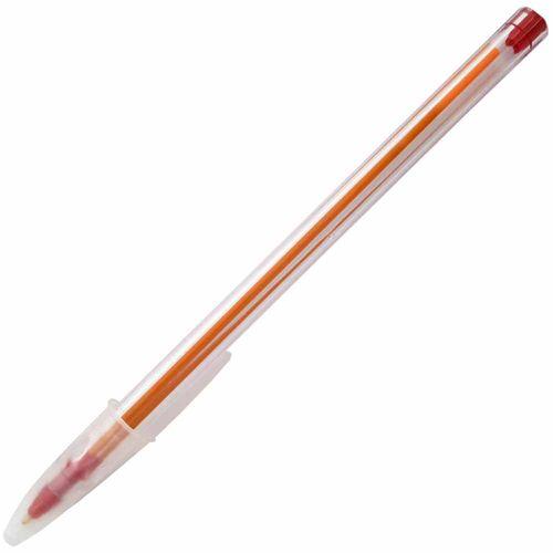 Caneta-Esferografica-Bic-Cristal-0.8-Vermelha