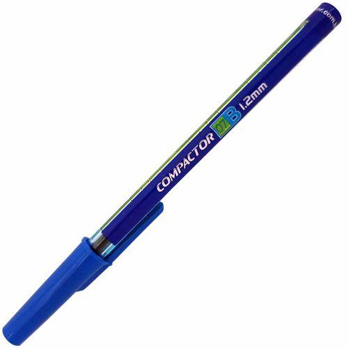 Caneta-Esferografica-Compactor-1.2-Azul