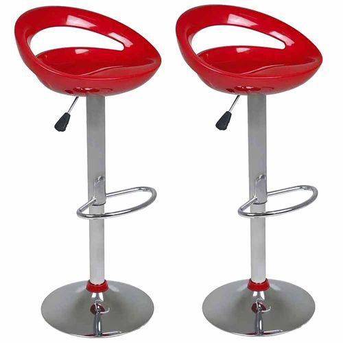 Banqueta-Lirio-Assento-em-ABS-com-Encosto-Vermelha-Mor-2-Unidades