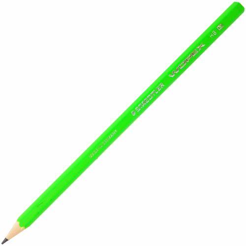 Lapis-Preto-Staedtler-Wopex-2HB-Verde