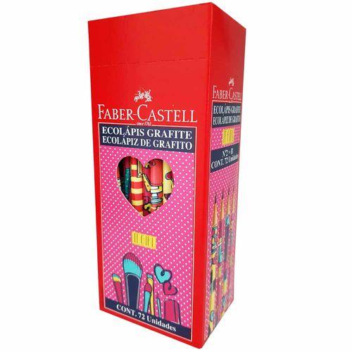 Lapis-Preto-Faber-Castell-It-Girl-Nº2-72-Unidades