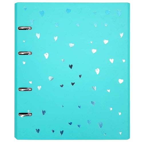 Caderno-Romantic-FC-177-Verde-Otima