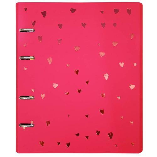 Caderno-Romantic-FC-177-Rosa-Otima