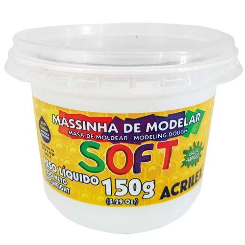 Massinha-de-Modelar-150g-Amarela-Soft-Acrilex