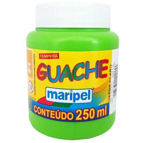 Tempera-Guache-250ml-Verde-Claro-Maripel