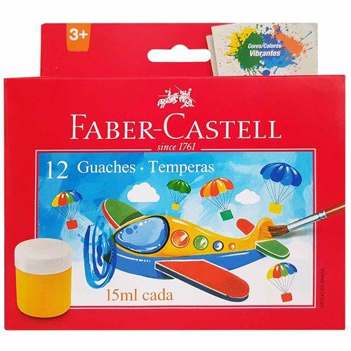 Tempera-Guache-12-Cores-Faber-Castell