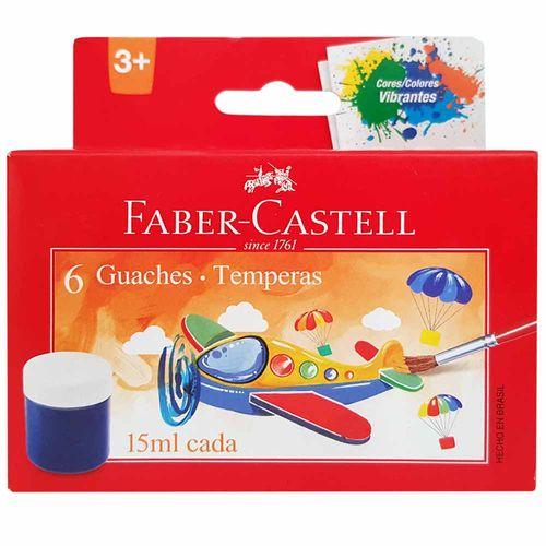 Tempera-Guache-6-Cores-Faber-Castell