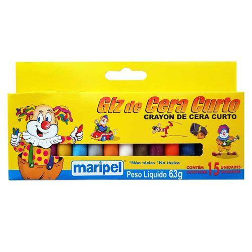 Giz-de-Cera-15-Cores-Curto-Maripel