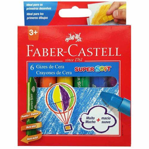 Giz-de-Cera-6-Cores-Super-Soft-Faber-Castell