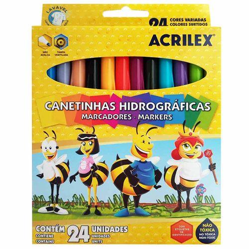 Canetinha-Hidrografica-24-Cores-Acrilex