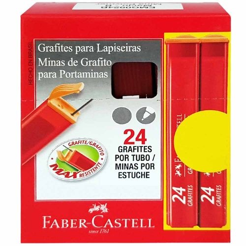 Grafite-0.5-Faber-Castell-12x24-Unidades