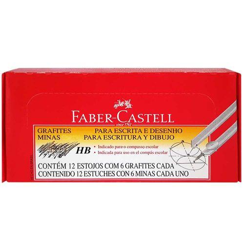 Grafite-1.6-Faber-Castell-12x6-Unidades
