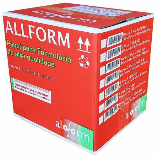 Formulario-Continuo-1-Via-Razao-Aloform-6000-Folhas