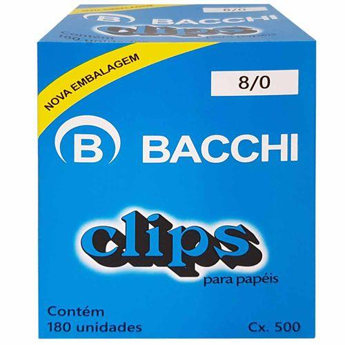 Clips-para-Papel-80-Bacchi-180-Unidades
