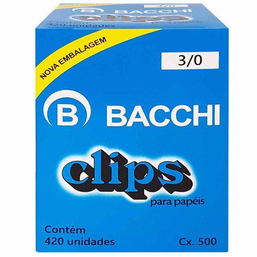 Clips-para-Papel-30-Bacchi-420-Unidades