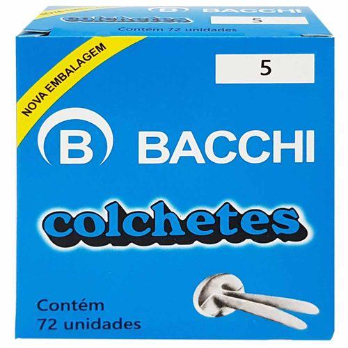 Colchete-Nº5-Bacchi-72-Unidades
